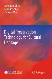 Cover Digital Preservation Technology for Cultural Heritage