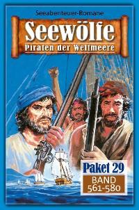 Cover Seewölfe Paket 29