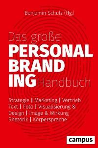 Cover Das große Personal-Branding-Handbuch