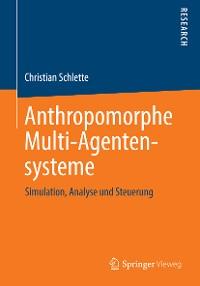Cover Anthropomorphe Multi-Agentensysteme