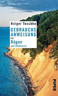 Cover Gebrauchsanweisung für Rügen und Hiddensee