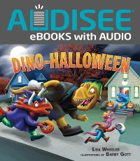 Cover Dino-Halloween
