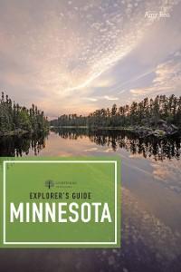 Cover Explorer's Guide Minnesota (Third)  (Explorer's 50 Hikes)