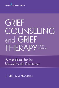 Cover Grief Counseling and Grief Therapy