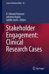 Cover Stakeholder Engagement: Clinical Research Cases
