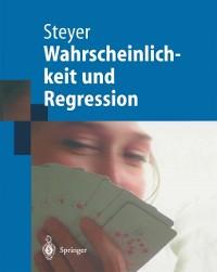 Cover Wahrscheinlichkeit und Regression