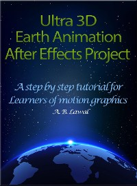 Cover Ultra 3D Earth Animation After Effects Project
