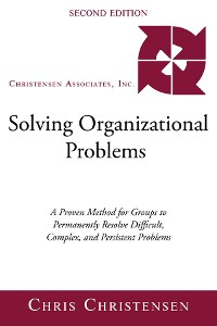Cover Solving Organizational Problems