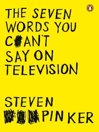 Cover The Seven Words You Can't Say on Television
