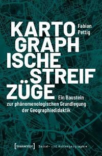 Cover Kartographische Streifzüge