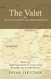 Cover The Valet, Aka the Adventures of Will Ferrell and the Scandinavian