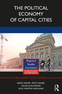 Cover Political Economy of Capital Cities