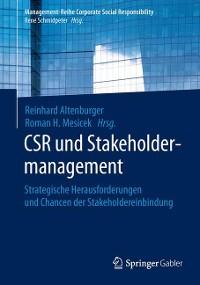 Cover CSR und Stakeholdermanagement