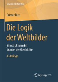 Cover Die Logik der Weltbilder