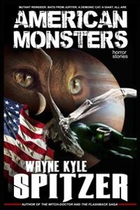 Cover American Monsters