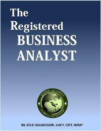 Cover The Registered Business Analyst