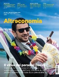 Cover Altreconomia 226 - Maggio 2020