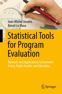 Cover Statistical Tools for Program Evaluation