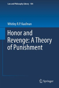Cover Honor and Revenge: A Theory of Punishment