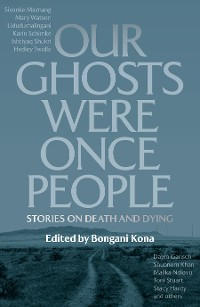 Cover Our Ghosts Were Once People