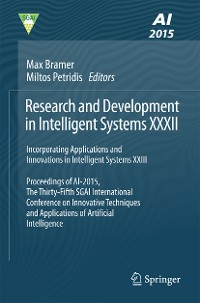 Cover Research and Development in Intelligent Systems XXXII