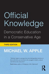Cover Official Knowledge
