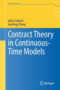 Cover Contract Theory in Continuous-Time Models