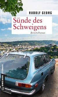 Cover Sünde des Schweigens