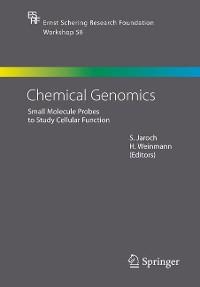 Cover Chemical Genomics