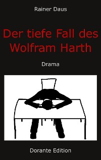 Cover Der tiefe Fall des Wolfram Harth
