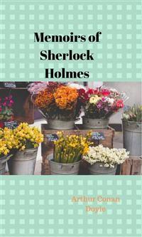 Cover Memoirs of Sherlock Holmes