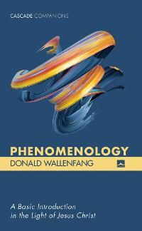 Cover Phenomenology