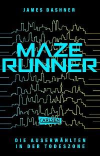 Cover Die Auserwählten - In der Todeszone