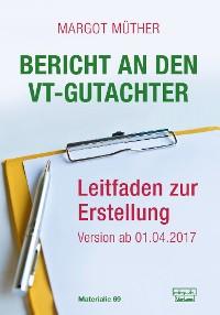 Cover Bericht an den VT-Gutachter
