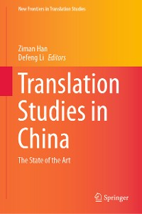 Cover Translation Studies in China
