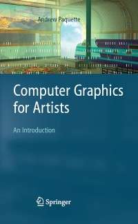Cover Computer Graphics for Artists: An Introduction