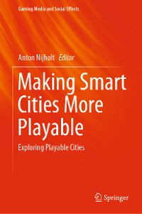 Cover Making Smart Cities More Playable