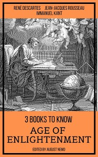 Cover 3 books to know Age of Enlightenment