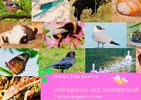 Cover Himmelblau und Sonnenreich