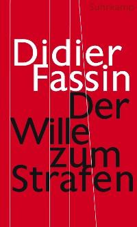 Cover Der Wille zum Strafen