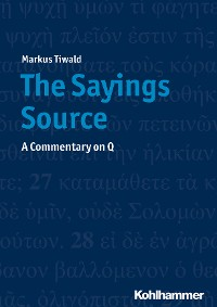 Cover The Sayings Source