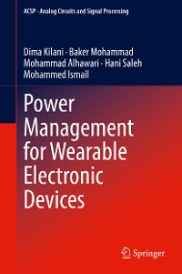 Cover Power Management for Wearable Electronic Devices