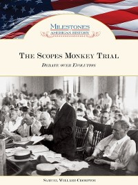 Cover The Scopes Monkey Trial