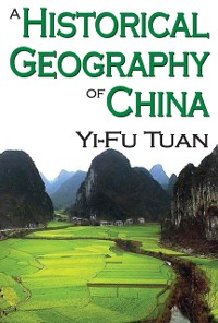 Cover Historical Geography of China