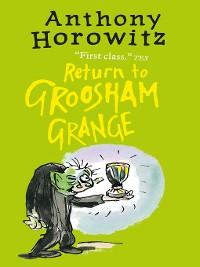 Cover Return to Groosham Grange