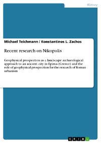 Cover Recent research on Nikopolis