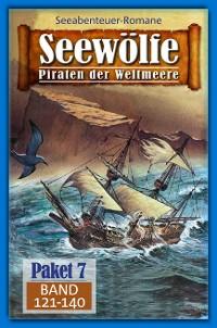 Cover Seewölfe Paket 7