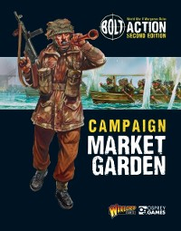 Cover Bolt Action: Campaign: Market Garden