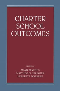 Cover Charter School Outcomes
