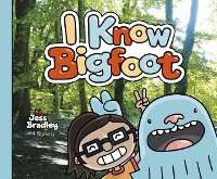 Cover I Know Bigfoot